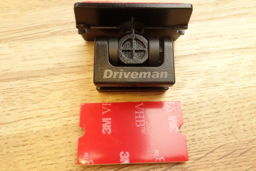 ブラケットドライブマン全機種対応 可変ブラケット[予備テープ付] 720ROT-BR 720ROTBRアサヒリサーチ