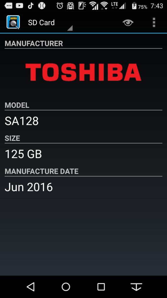 SDinsight microSDXC 128GB Toshiba 東芝 UHS-I U3 4K対応 超高速90MB/s 海外パッケージ品